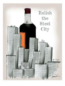 Relish the Steel City